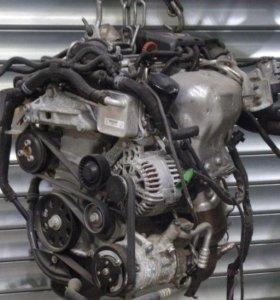 Двигатель 1.2 TSI cbzb и навесное VW skoda seat