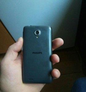 Смартфон филипс xenium w6500