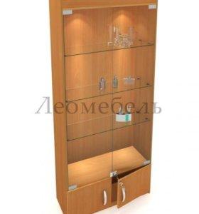 Витринный шкаф для магазина
