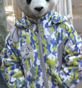 Курточка осень-весна для мальчика