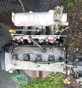 Продам двигатель 4Е