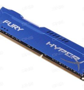Оперативная память DDR3 8 gb