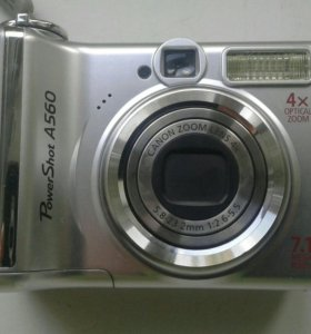 Фотоаппарат canon a 560 на запчасти