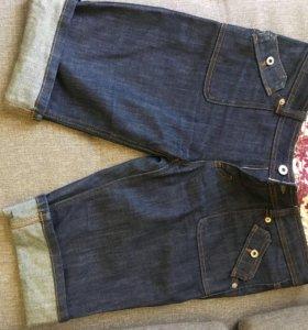 Шорты джинсовые женские D&G