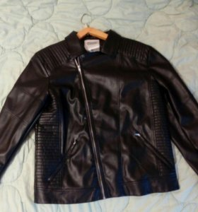 Кожаная куртка Мужская (косуха)