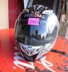 Шлем мотоциклетный madbull