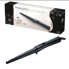 Щипцы для завивки волос Remington Ci95
