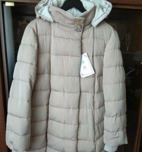 Куртка женская (новая) 54-56