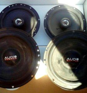 Audio system mхс 165