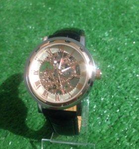 Часы мужские Skeleton Winner ( механические )