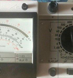 Тестер мультиметр Прибор комбинированный Ц4353