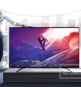 Philips 43PUF6031Android TV LCD телевизор Smart TV