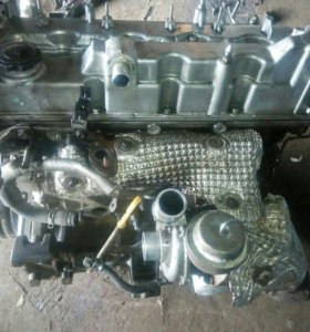 Двигатель Мазда Бт50