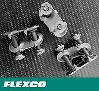 Замки Flexco 140E. Flexco Bolt Solid Plate 140.