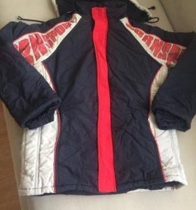 Куртка зимняя BORN