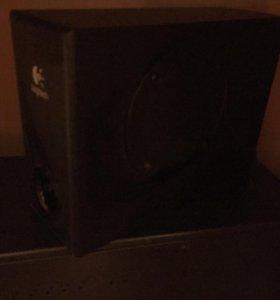 Колонки Logitech speaker system s-220