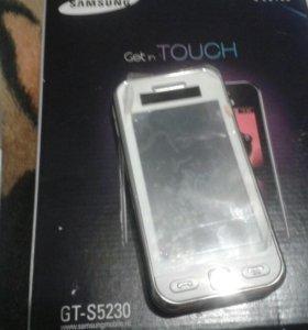 Продам телефон самсунг GT-S5230