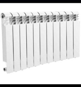 Биметаллические радиаторы отопления Bilit