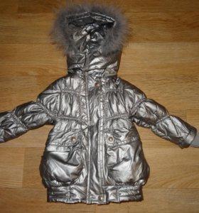 Зимняя курточка на 2- 3 года