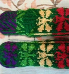 Детские носки джурабы