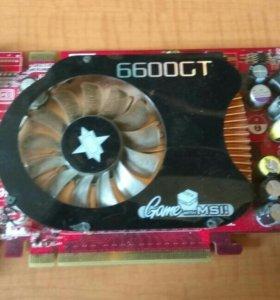 Видеокарта nvidia gt6600