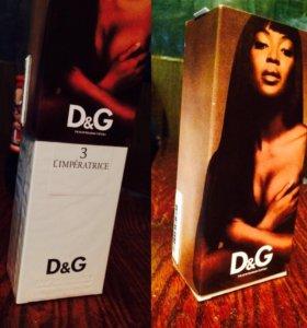 D & G l'imperatrace 3