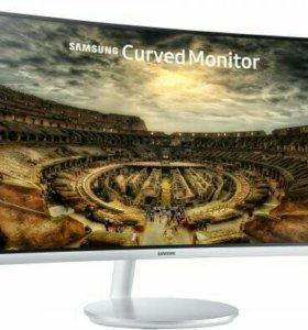 """ЖК-монитор Samsung C34F791WQI 34"""""""