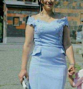 Шикарное платье, куплено за 12.000 одето один раз