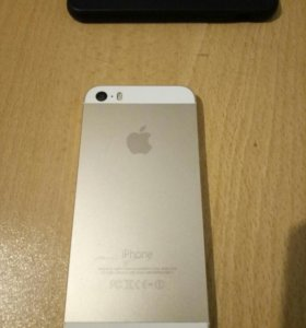 iPhone5s gold 16