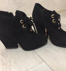 Ботинки / сапоги осень