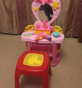 Игрушка - Детский туалетный столик с музыкой