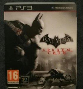 Batman Аркхем сити
