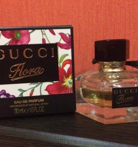 GUCCI flora духи парфюм