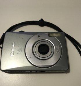 Фото видео аппарат Canon ixus 75