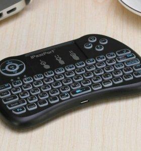 Беспроводная клавиатура с подсветкой