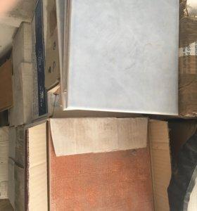 Плитка, настенная и напольная