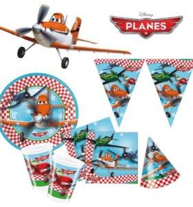 Набор для праздника Самолеты Disney