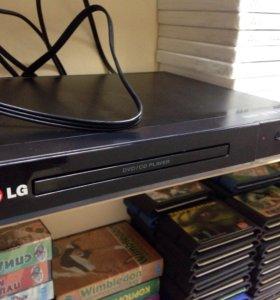 DVD плеер Lg