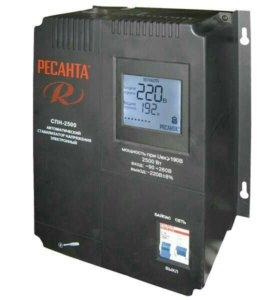 Стабилизатор Ресанта спн 3600 новый