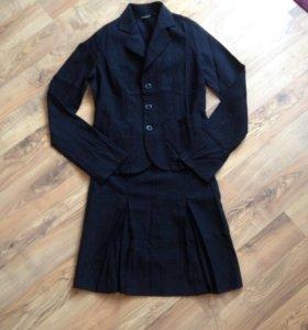 Пиджак и юбка, костюм