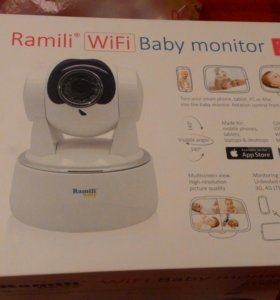 ramili wifi baby monitor hd rv800
