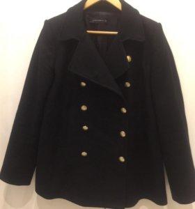 Пальто zara XL