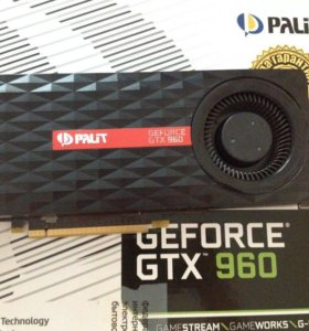 GeForce GTX 960 2gb
