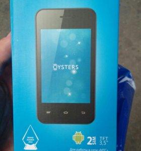 Смартфон новый запечатанный (2SIM, 3G, Wi-Fi)