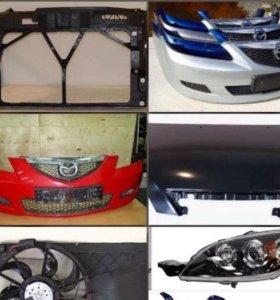 Бампер для Mazda 3 Мазда 3