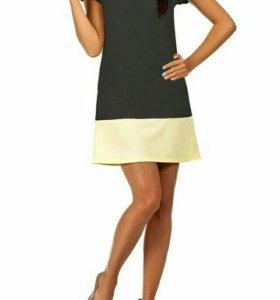 Легкое летнее платье в стиле 60х