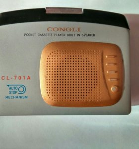 Плеер CONGLI CL-701A