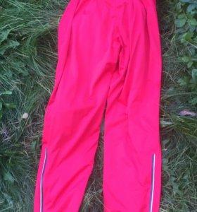 Красные !!! Спортивные штаны