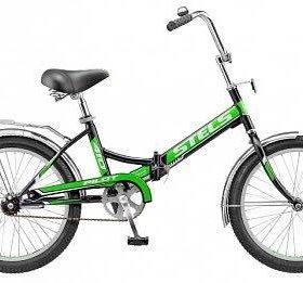 Складной велосипед новый