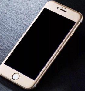 Защитное стекло на iPhone 6 Plus/6 s Plus